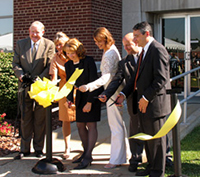 Ribbon Cutting at the Uniontown Hospital Diabetes Center
